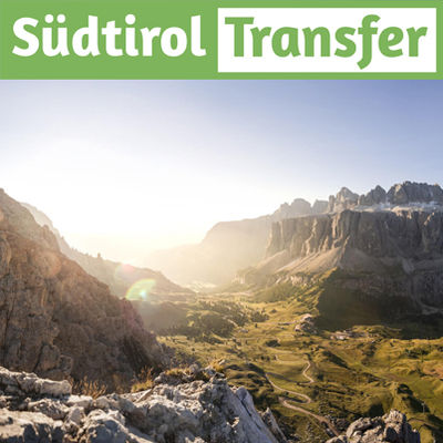 Südtirol Transfer: your connection shuttle