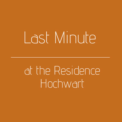 Last minute apartments